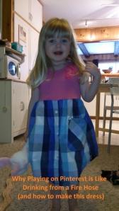 Molly in dress